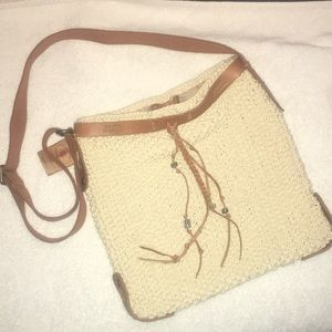Brand New Lucky Brand Crossbody Purse